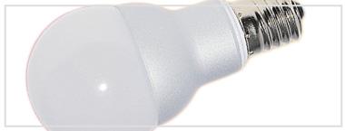 E17ミニクリプトン型LED