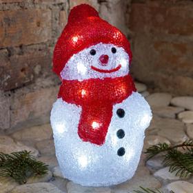 LEDスノーマンクリスマス
