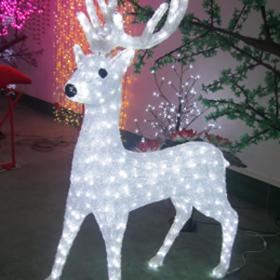 冬 トナカイ サンタ 飾り